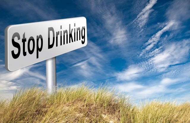 What Tells Us To Stop Drinking